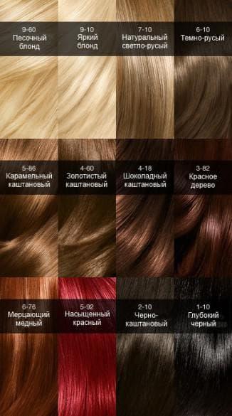 краска для волос Oleo Intense