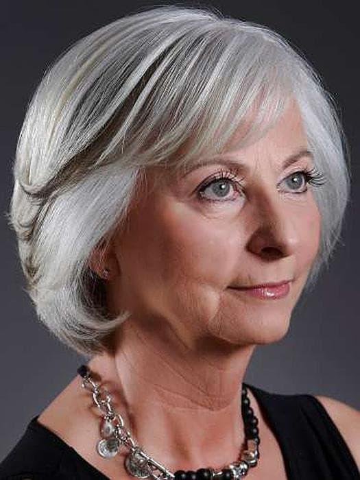 стрижки для пожилых женщин
