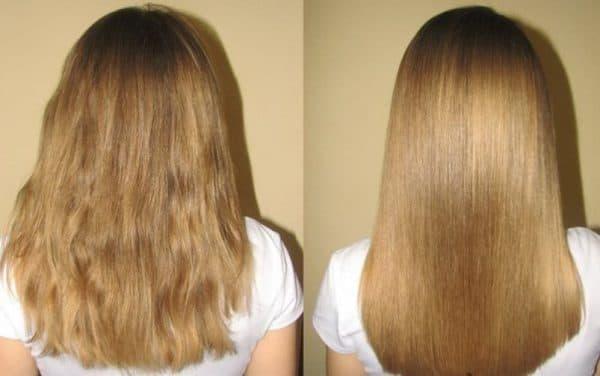 волосы путаются что делать