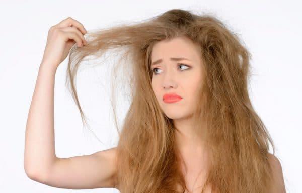 Что делать если не можешь расчесать волосы