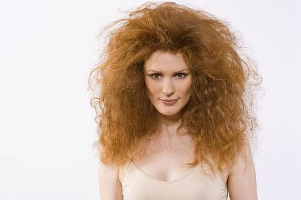 Лучшее средство от сухости волос