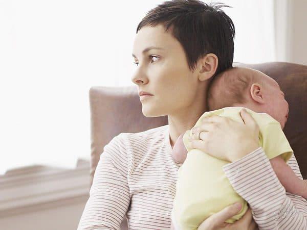 как остановить выпадение волос после родов