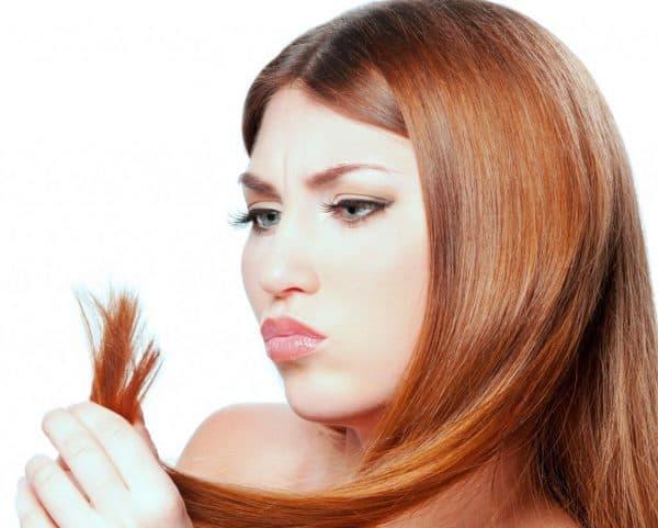 лечение ломких и сухих волос
