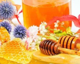 мед для лечения секущихся кончиков волос