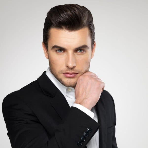Мужская прическа андеркат: как стричь и укладывать волосы