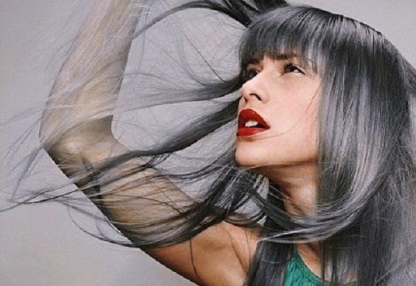 лечение седых волос