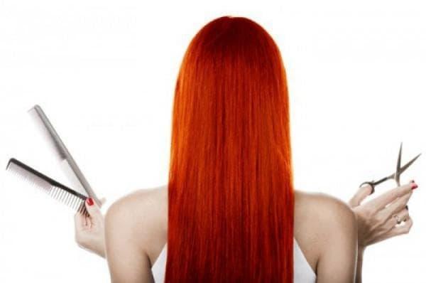 окрашивание волос тоником