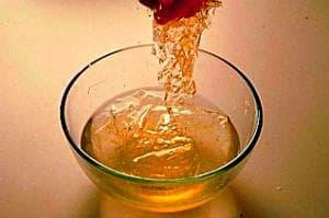 ламинирование желатином