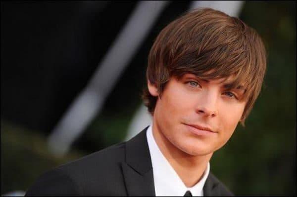 мужские стрижки по типу волос
