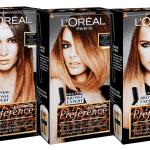 Палитра краски для волос Лореаль Преферанс