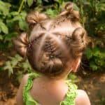 Калейдоскоп практичных причесок для девочек с короткими волосами